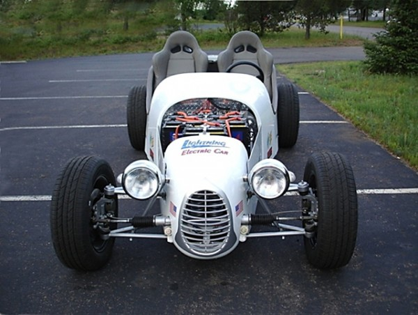 The Price Of This Electrifying Hotrod Is Expected To Run For 28 000