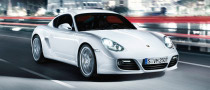 Lightweight Porsche Cayman Clubsport Goes on Sale in October