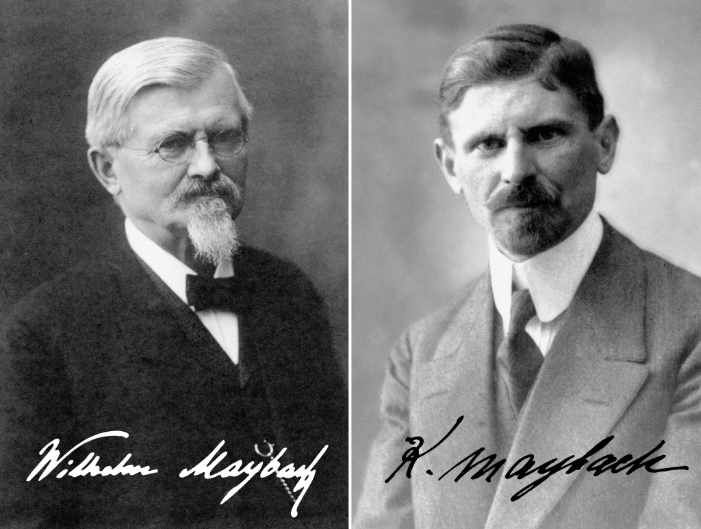 Like Father, Like Son: Karl Maybach - autoevolution