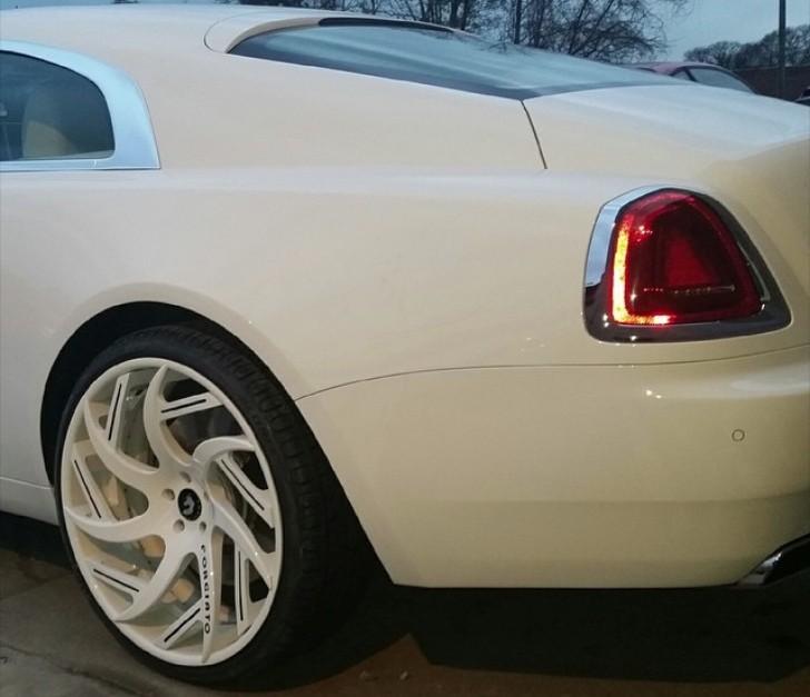 Lil Boosie S Rolls Royce Wraith Gets A Little Refresh Autoevolution