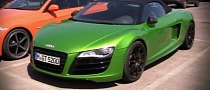 Lime Green Audi R8 Is a Supercar Done Right [Video]