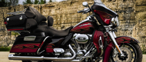 Limited Edition 2011 Harley CVO Ultra Classic Electra Glide Introduced
