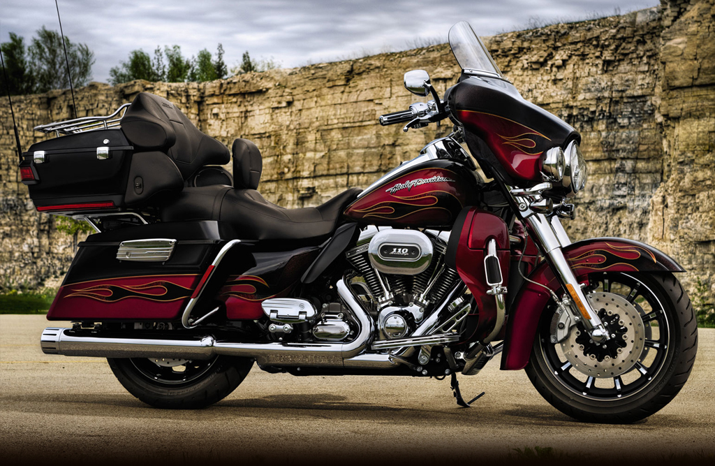 limited edition 2011 harley cvo ultra classic electra glide introduced autoevolution. Black Bedroom Furniture Sets. Home Design Ideas