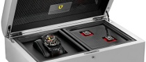 Limited Edition Ferrari Paddock Chronograph Now Available