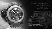 Chronofighter Oversize for Mansory