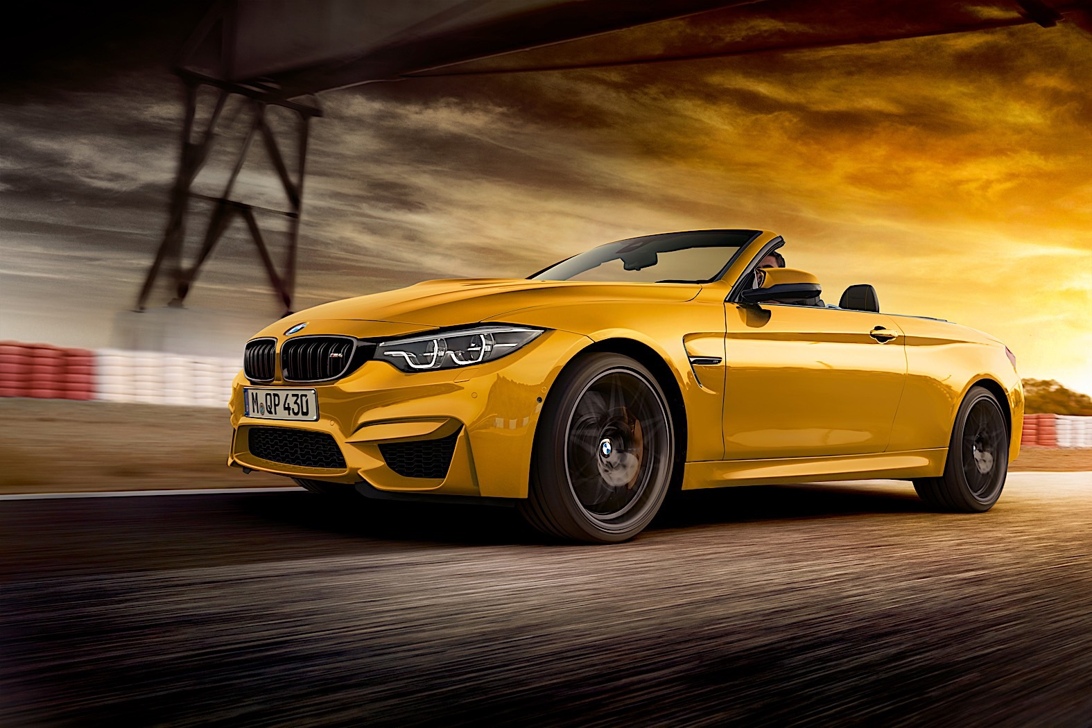 BMW M4 Convertible Edition 30 Year announced