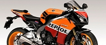 Limited Edition Repsol Honda CBR1000RR Announced