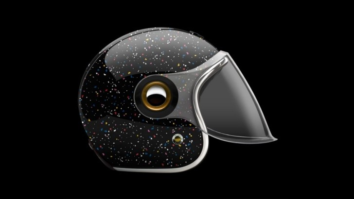 Limited Edition Ruby Ill Studio Helmets [Photo Gallery]