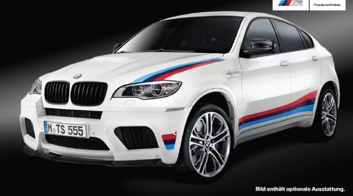 Limited Run BMW X6 M 'Design Edition' Leaked Online