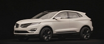 Lincoln MKC: American Small Luxury SUV [Video]