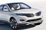 Lincoln MKC Concept Unveiled [Photo Gallery]