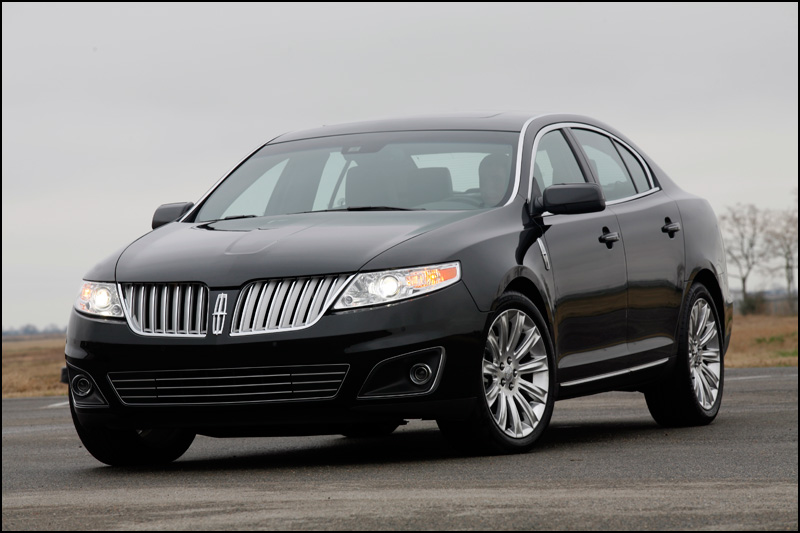Lincoln MKS Tuned by Hennessey Performance - autoevolution
