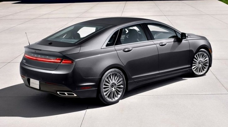 Lincoln MKZ Hybrid Gets Official EPA Rating of 45MPG