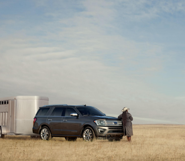 Ford Investing $25M to Boost Output of High-Profit Navigator, Expedition SUVs