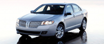 Lincoln Presents Refreshed 2010 MKZ