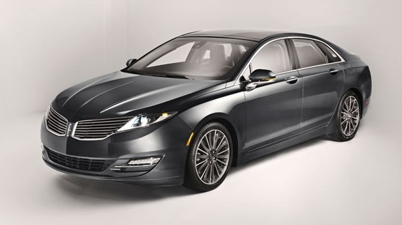 Lincoln to Relaunch the MKZ?
