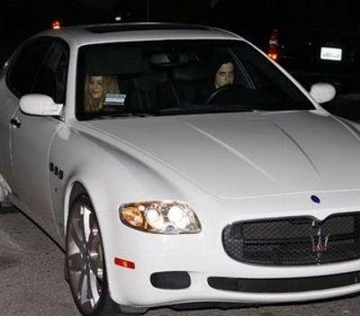 Lindsay Lohan's Maserati for Sale on eBay - autoevolution