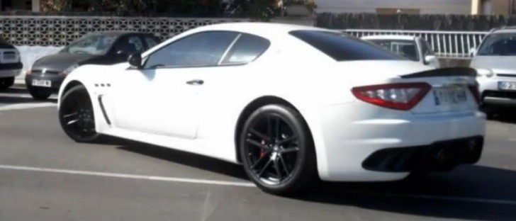 Lionel Messi Buys New Maserati GranTurismo MC Stradale [Video]