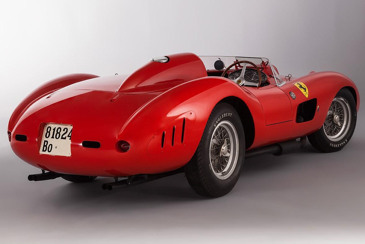 ... 1957 Ferrari 335 S Scaglietti ...