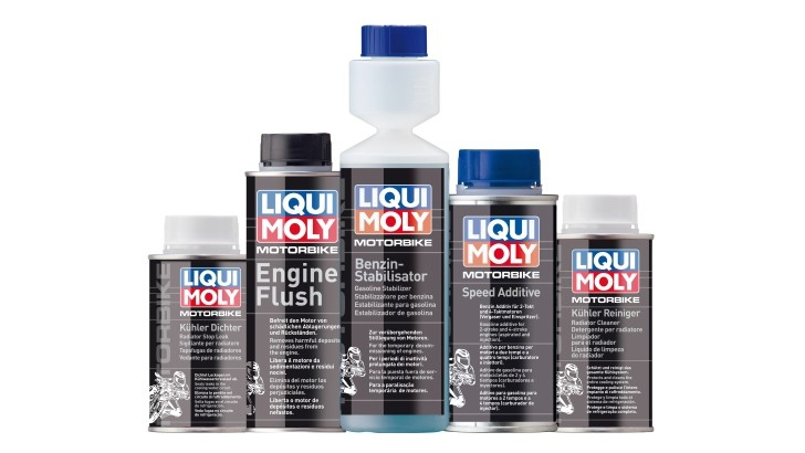 Liqui Moly Relaunches Rebranded Motorcycle Products Line