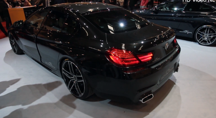 Listen to AC Schnitzer's ACS6 Sport at Essen 2013 [Live Video]