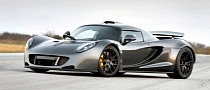 Listen to the Hennessey Venom GT Reach 370 KM/H in 20 Seconds
