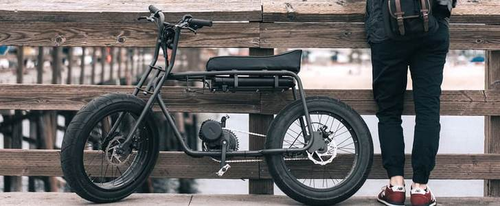 Lithium Cycles Super 73 Is Mad Max Post Apocalyptic