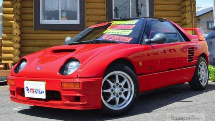 F40 For Sale >> Little Mazda Autozam AZ-1 Looking for a New Owner - autoevolution