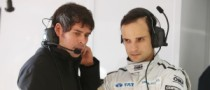 Liuzzi Contract Difficult for HRT Seat
