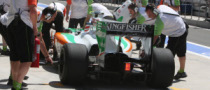 Liuzzi to Use Old Chassis in Canada