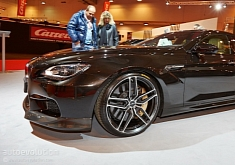 Live Photos of AC Schnitzer's ACS6 Based on the M6 Gran Coupe at Essen 2013