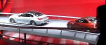 Live Video of BMW Cars Going Round the Stand at Frankfurt 2013 [Video]
