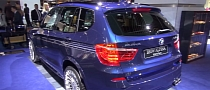 Live Video of the Alpina XD3 at 2013 Frankfurt Motor Show [Video]