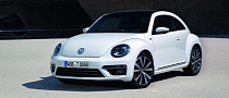 Volkswagen Beetle R-Line Packages Launched [Photo Gallery]