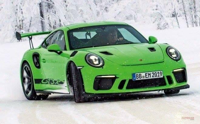 Porsche 911 GT3 RS (Type 991.2)