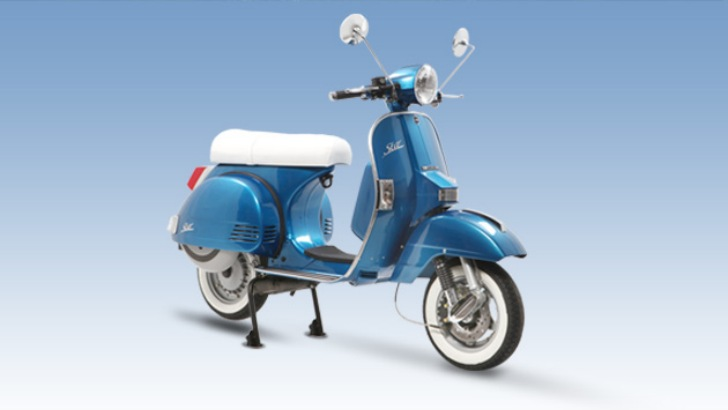 lml star 125cc 4t automatica showing too much vespa autoevolution. Black Bedroom Furniture Sets. Home Design Ideas