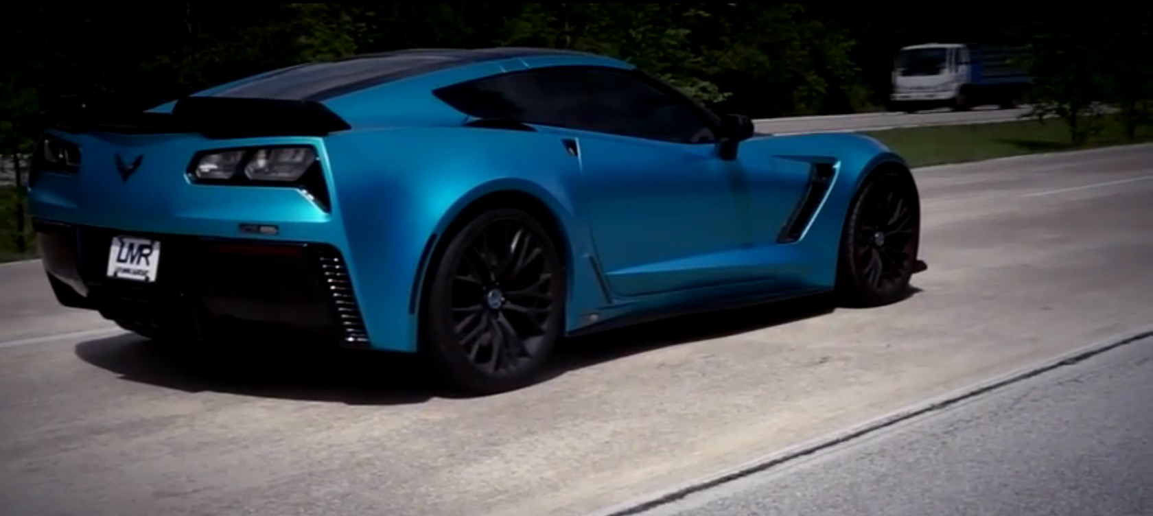 Lmr C7 Corvette Z06 Stage Ii Churns Out 1 017 Rwhp