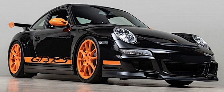 photo of Loaded 2008 Porsche GT3 RS Is Cali-Bred, Can Be Had Almost New image