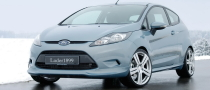 Loder1899 Designs a New Body Kit for the Ford Fiesta