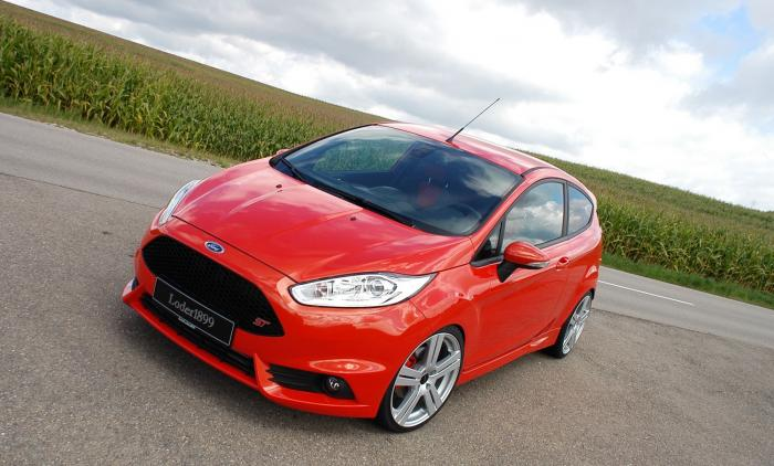 loder1899 tunes ford fiesta st to 235 hp autoevolution. Black Bedroom Furniture Sets. Home Design Ideas