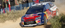 Loeb Aims Decisive Win in Spain