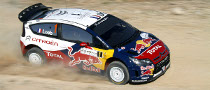 Loeb Cruises to Rally Jordan Win