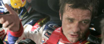 Loeb Fastest in Rally Jordan Shakedown