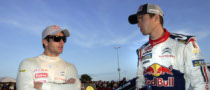 Loeb, Ogier Given Equal Status at Citroen