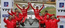 Loeb snatches victory in Argentina