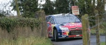 Loeb Takes Control Over Rally Ireland