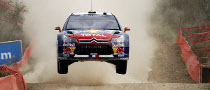 Loeb Takes Dominant Lead in Rally Mexico