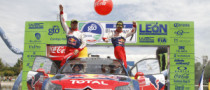 Loeb Takes Win in Rally Mexico