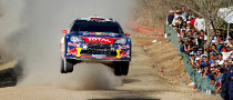 Loeb Wins Rally Mexico