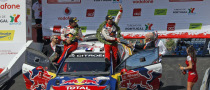Loeb Wins Rally Portugal